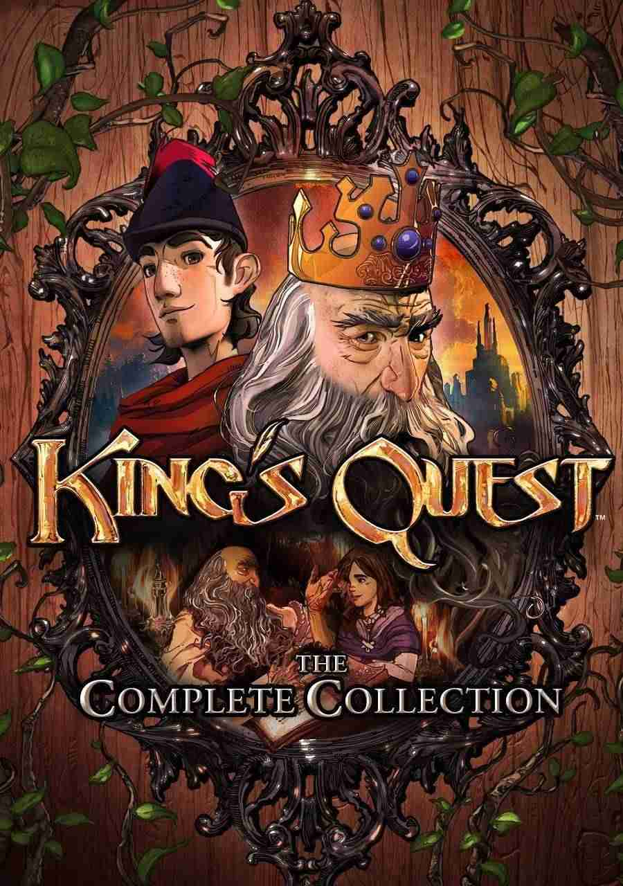 Descargar Kings Quest-Chapter 01 [MULTI][PSFR33] por Torrent